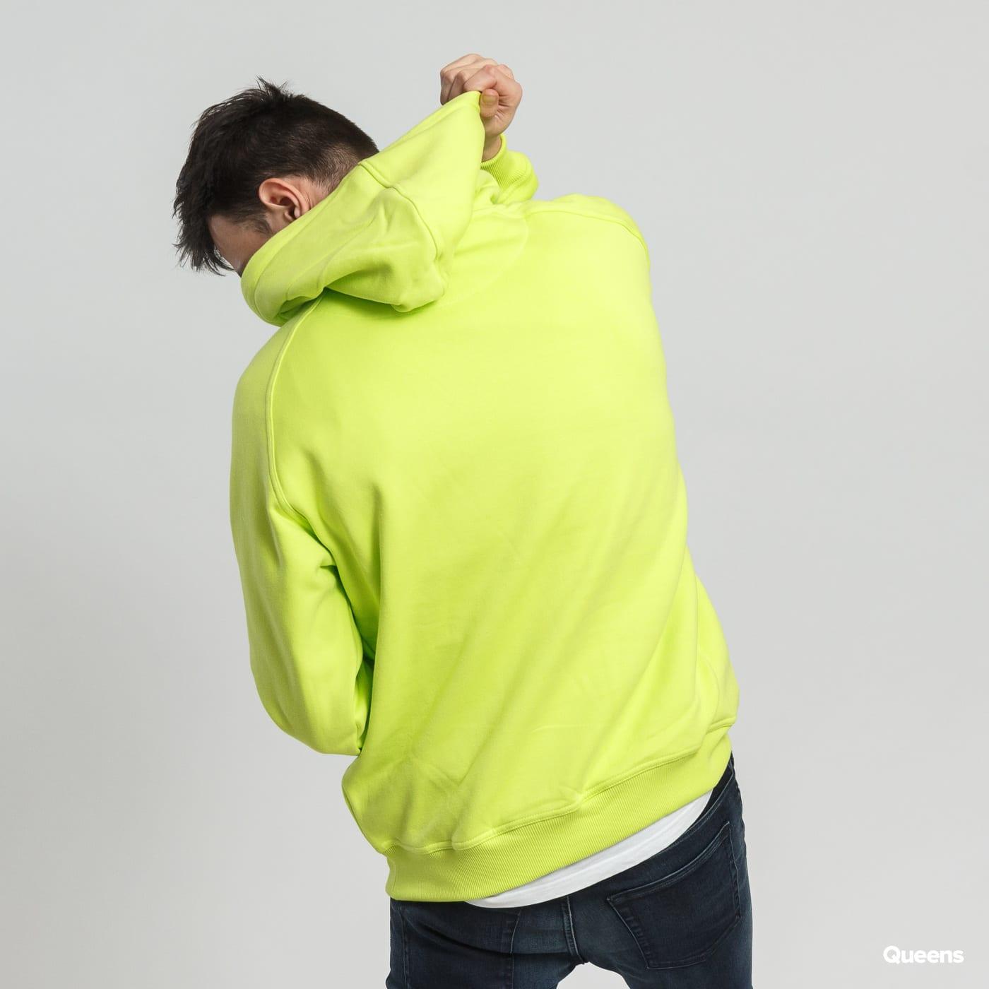 Urban Classics Blank Hoody žltá