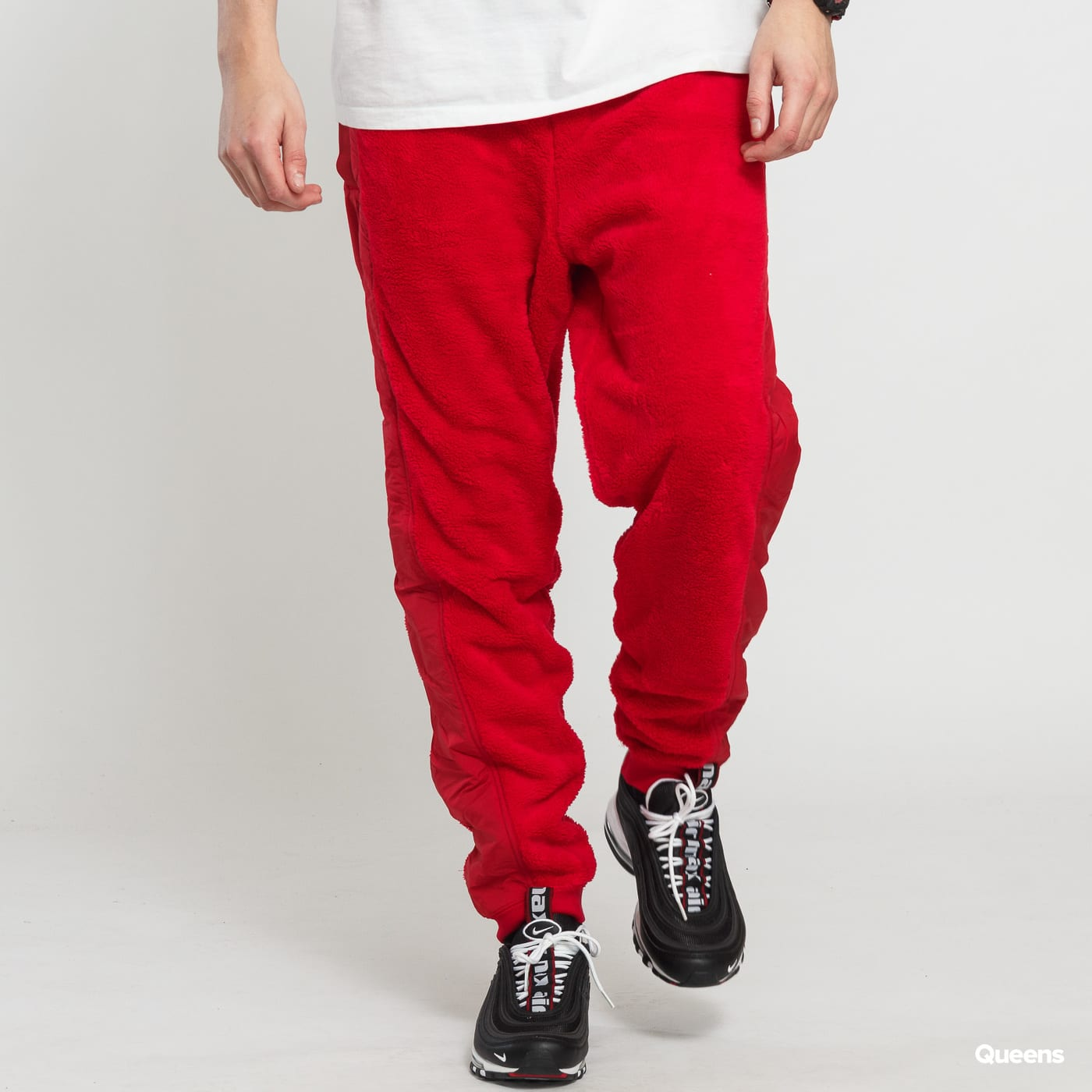 b1b9bb6f202 Sweatpants Jordan Wings Of Flight Fleece Pant red (AH6257-687) – Queens 💚