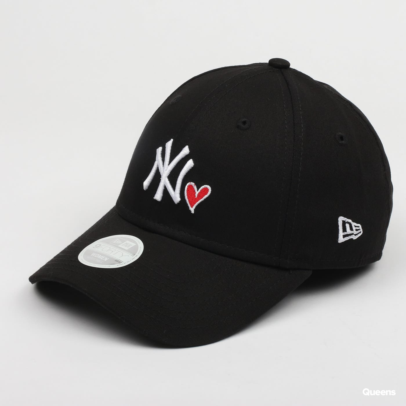 Kšiltovka New Era 940 MLB Heart NY (11885497) – Queens 💚 5e2c67026e
