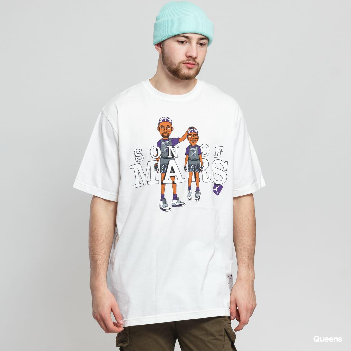 Tričko s krátkým rukávem Jordan Air Jordan Son Of Mars Poster Tee IC  (465123-100) – Queens 💚 fb191774ca