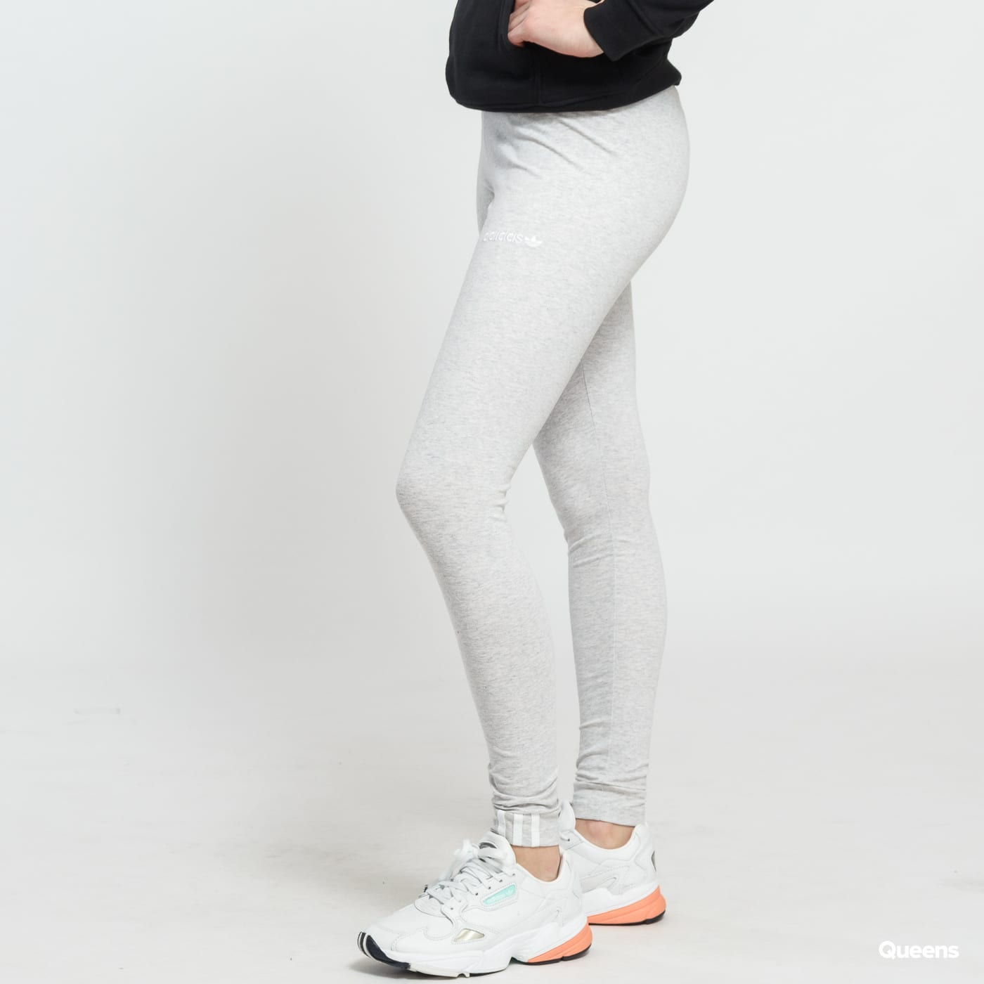 1ce80e9b557 Leggings adidas Originals Coeeze Tight melange gray (DU7197) – Queens 💚