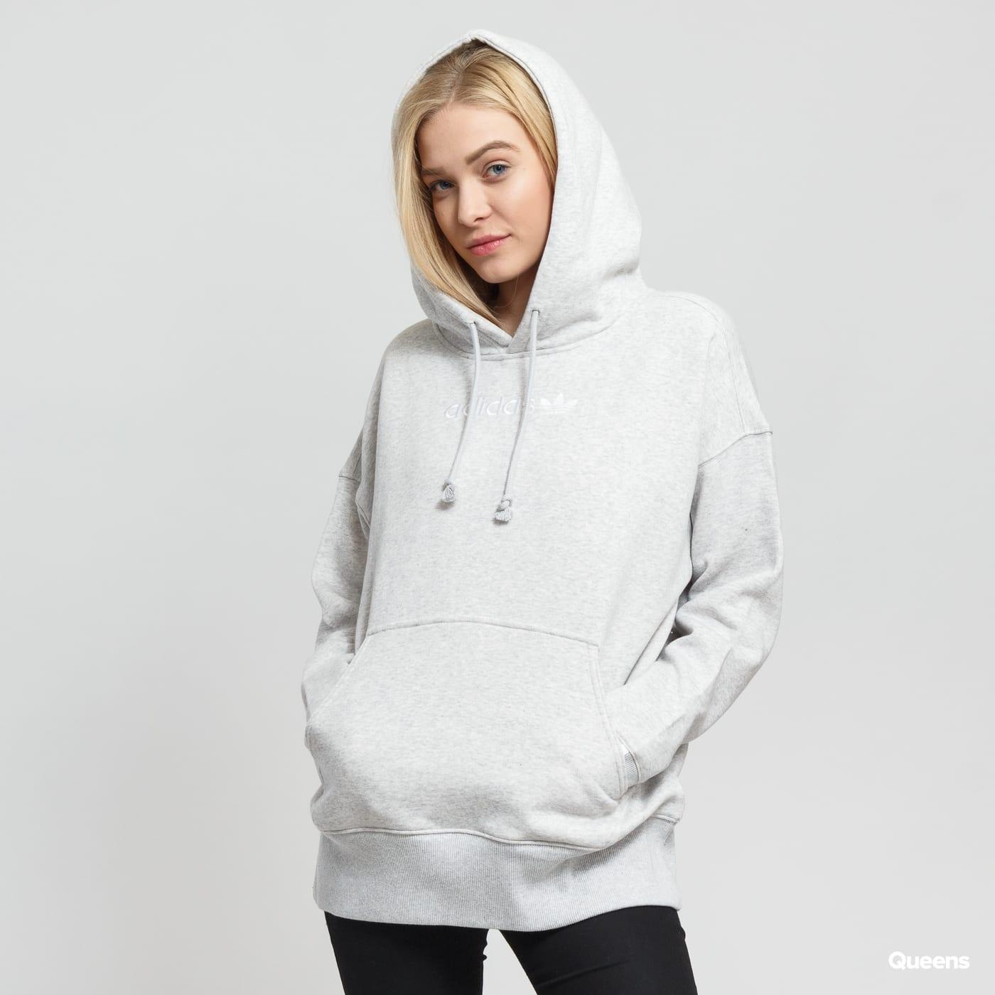 Dámská mikina adidas Originals Coeeze Hoodie (DU7185) – Queens 💚 d4f75ad2aa