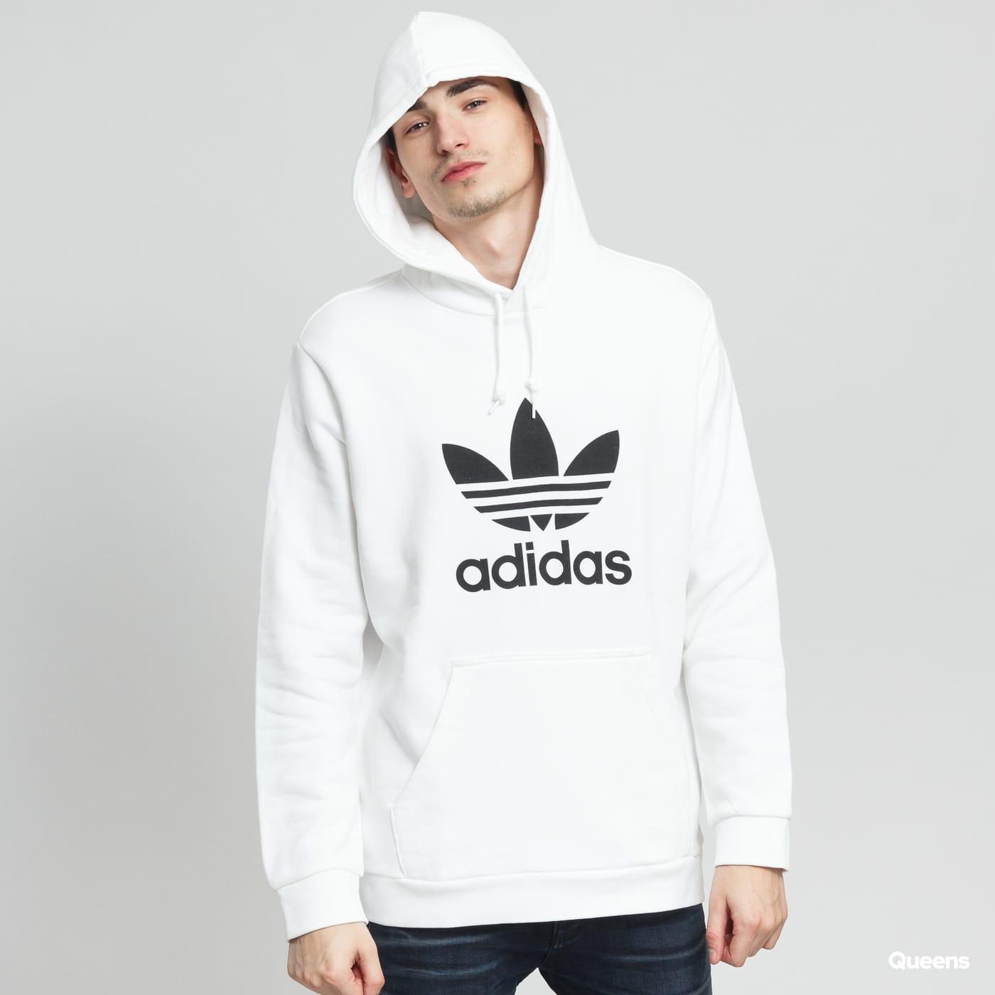 Mikina adidas Originals Trefoil Hoodie (DU7780) – Queens 💚 ee563f3bb9