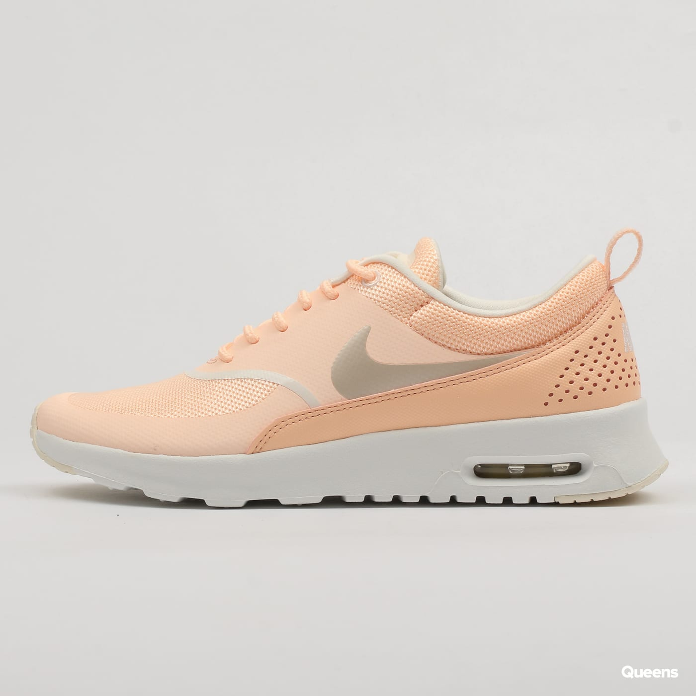pick up separation shoes amazing selection Nike WMNS Air Max Thea crimson tint / pale ivory - celery