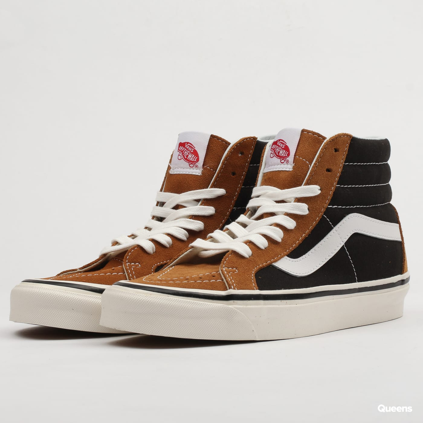 968b798ac0ea85 Sneakers Vans SK8-HI 38 Dx (VN0A38GFUQ2)– Queens 💚