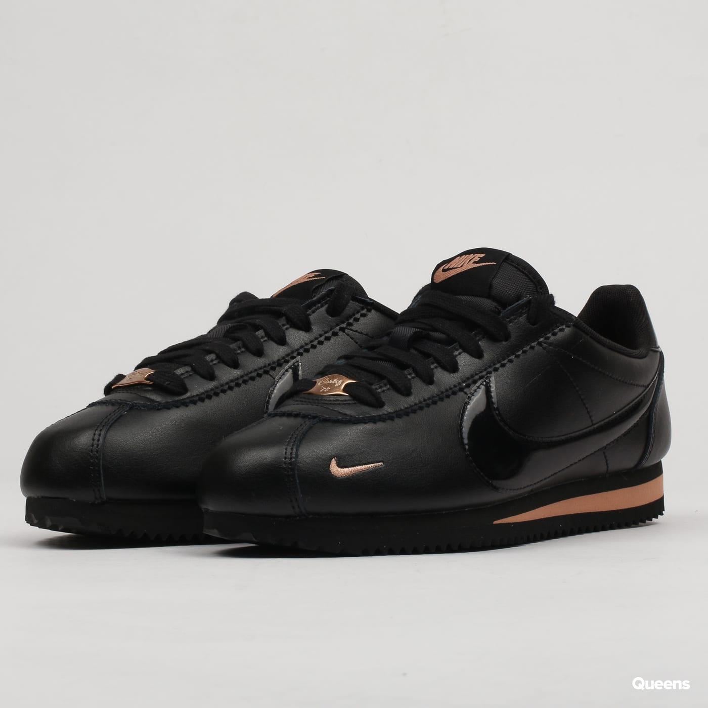 Nike WMNS Classic Cortez Premium (905614-010)– Queens 💚 b69c1c326