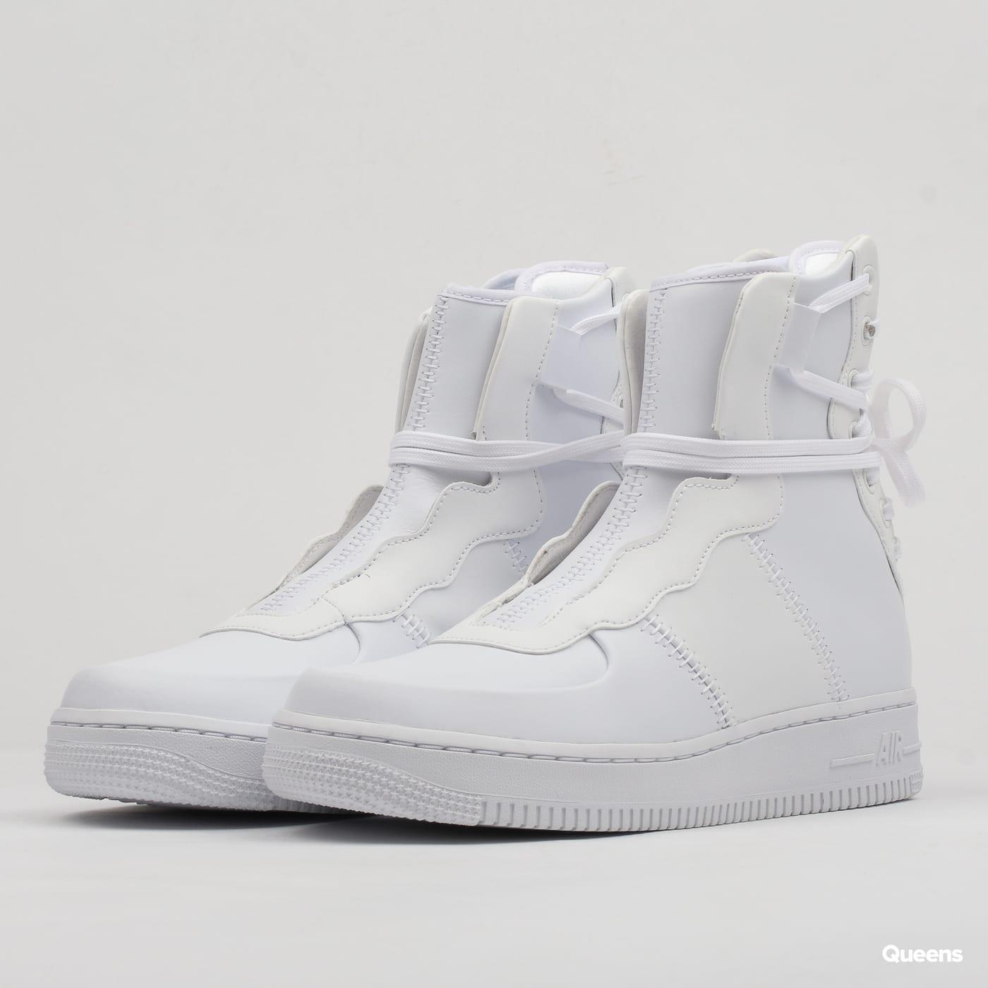 timeless design 3f6a6 d7c9e Nike W AF1 Rebel XX white / white - white