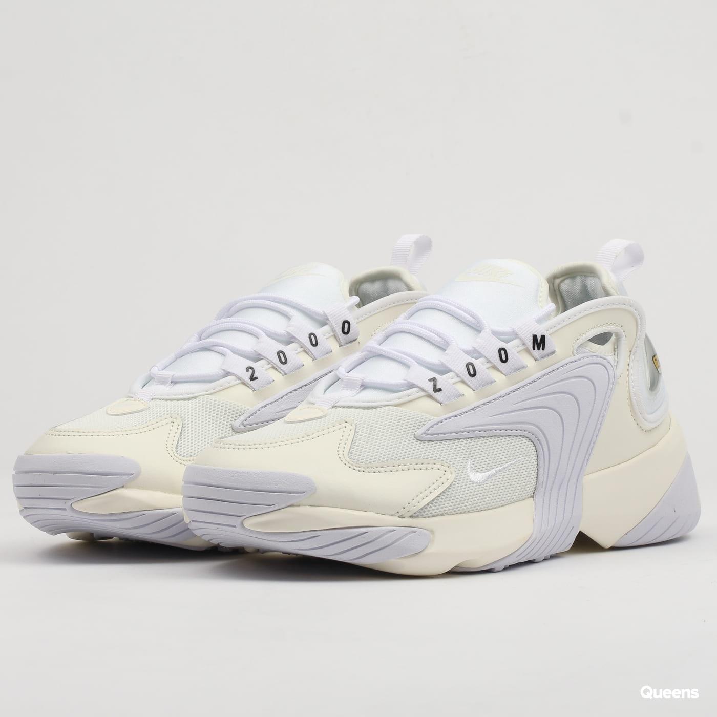 Nike WMNS Zoom 2K sail / white - black