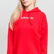 adidas Originals Coeeze Hoodie červená