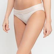 Calvin Klein Bikini - Slip světle béžové