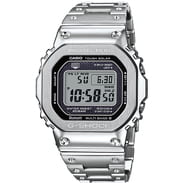Casio G-Shock GMW B5000D-1ER silber