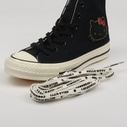 Converse Chuck 70 Hi - Hello Kitty black / black / egret