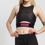 Puma Puma x Barbie Crop Top černý
