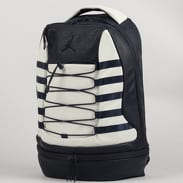 Jordan Retro 10 Backpack navy / bílý