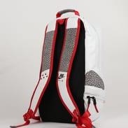 Jordan Retro 3 Pack bílý / červený