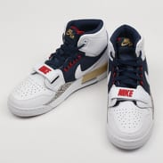 Jordan Air Jordan Legacy 312 white / white - midnight navy