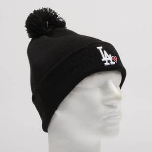 New Era Heart Knit Beanie LA