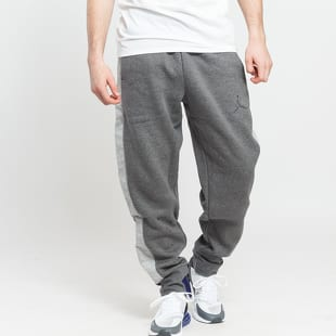 abff39bea05 Air Jordan AJ 3 Fleece Pant IC melange tmavě šedé