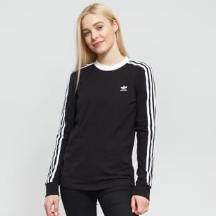 adidas Originals 3 Stripes LS Tee