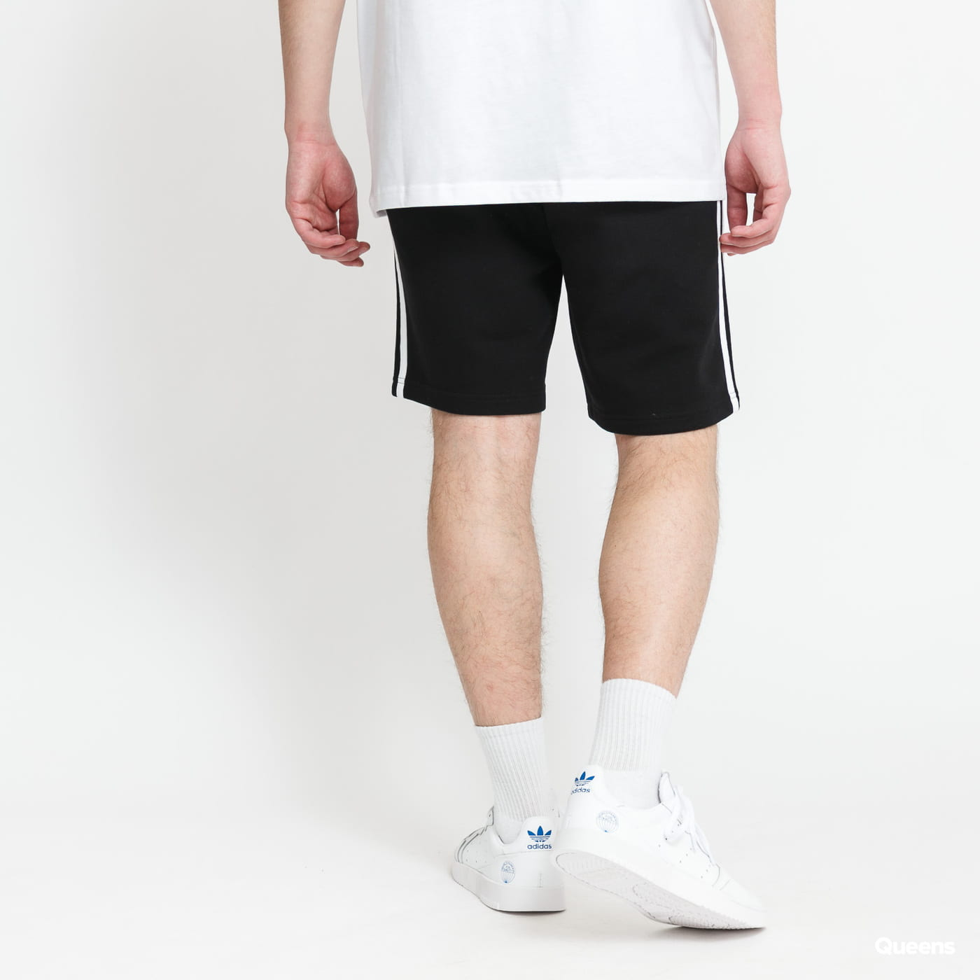 adidas Originals 3-Stripe Short čierne