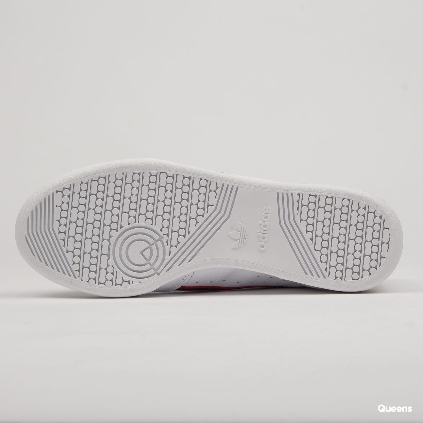adidas Originals Continental 80 ftwwht / scarle / conavy
