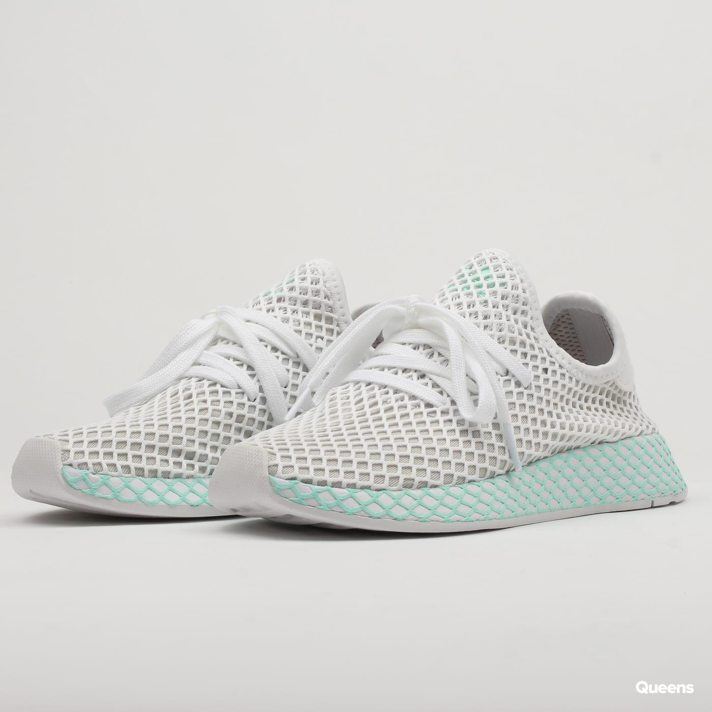 new products dee76 7eb3b adidas Originals Deerupt Runner W (CG6089)– Queens 💚