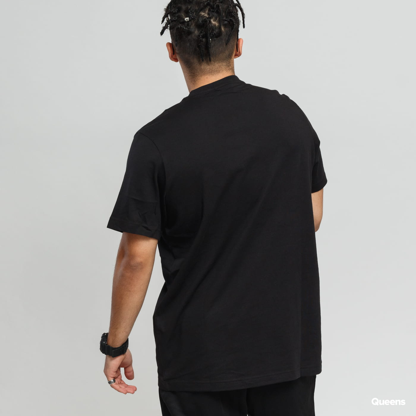 adidas Originals Essential Tee čierne