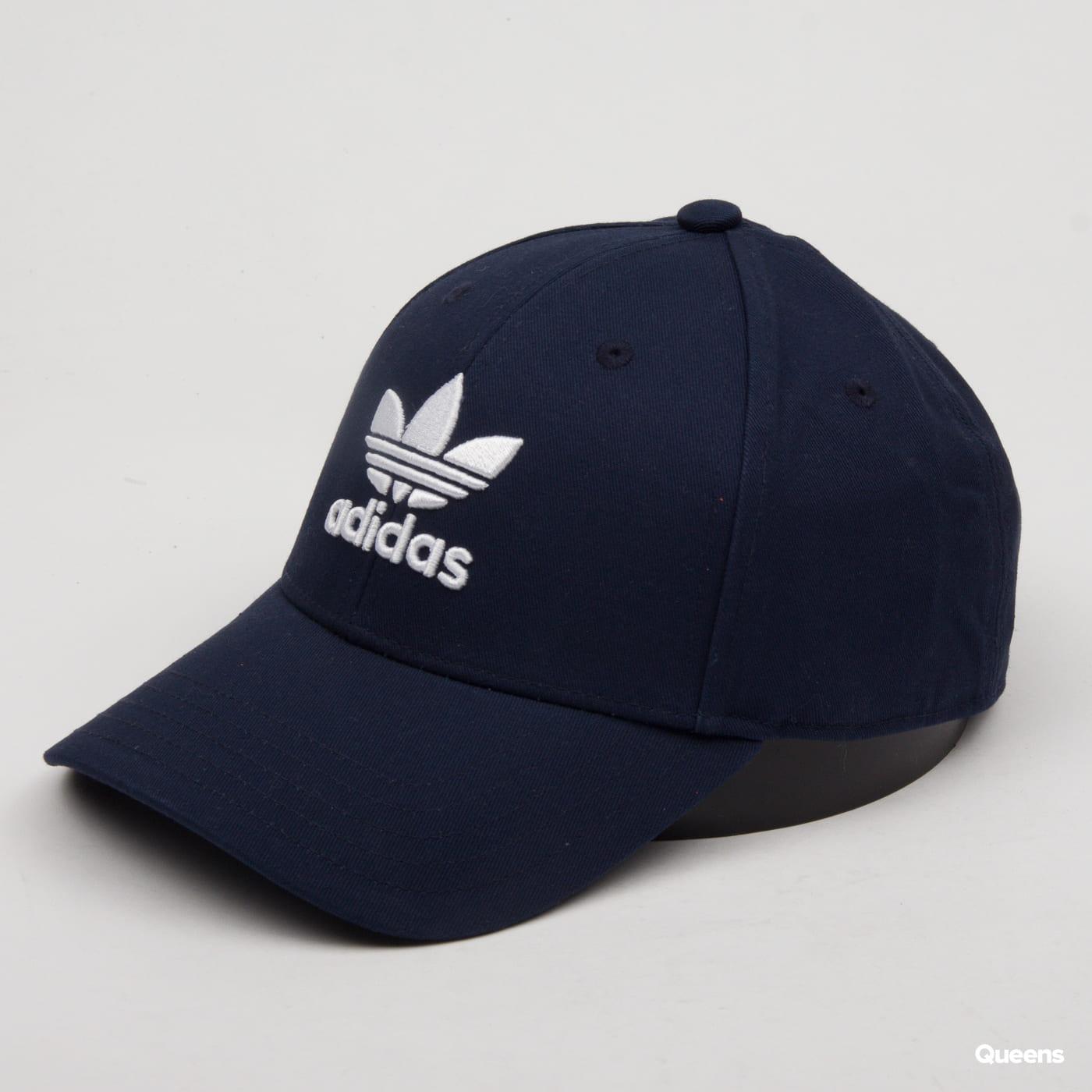 2e07a03ce Šiltovka adidas Originals Trefoil Baseball Cap navy (DV0174) – Queens 💚