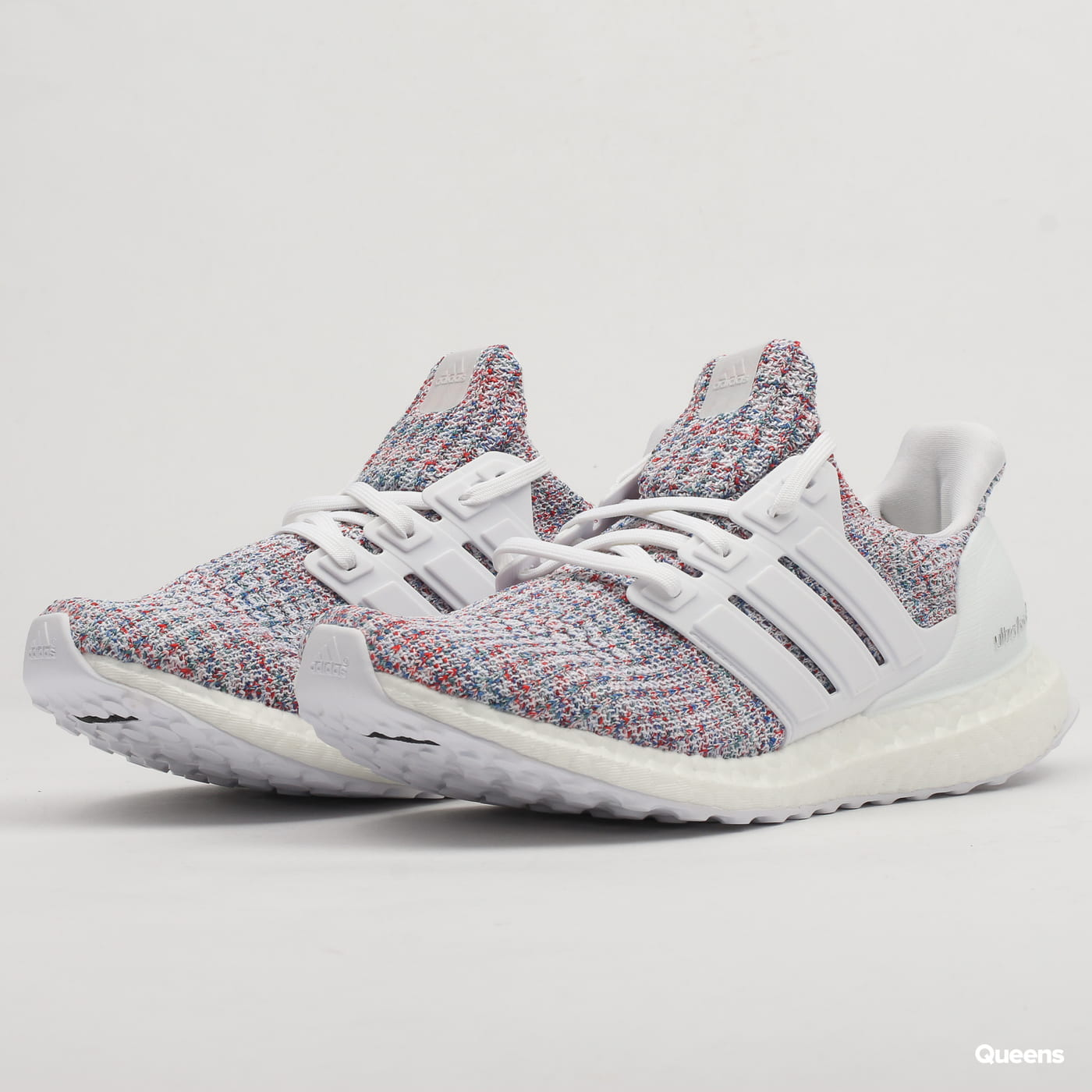sneakers for cheap new product promo code adidas Performance UltraBoost W ftwwht / ftwwht / actred