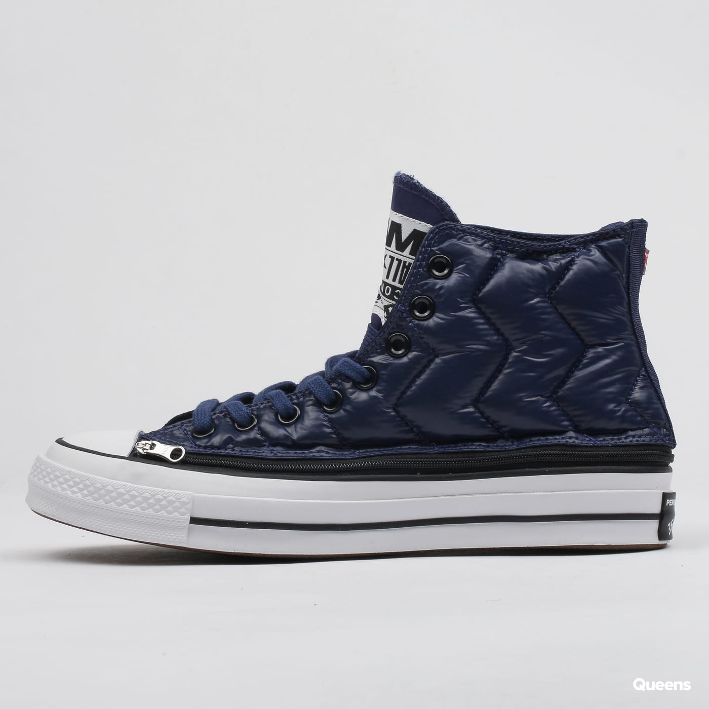 Converse Chuck 70 Zip Off Hi medieval blue / white