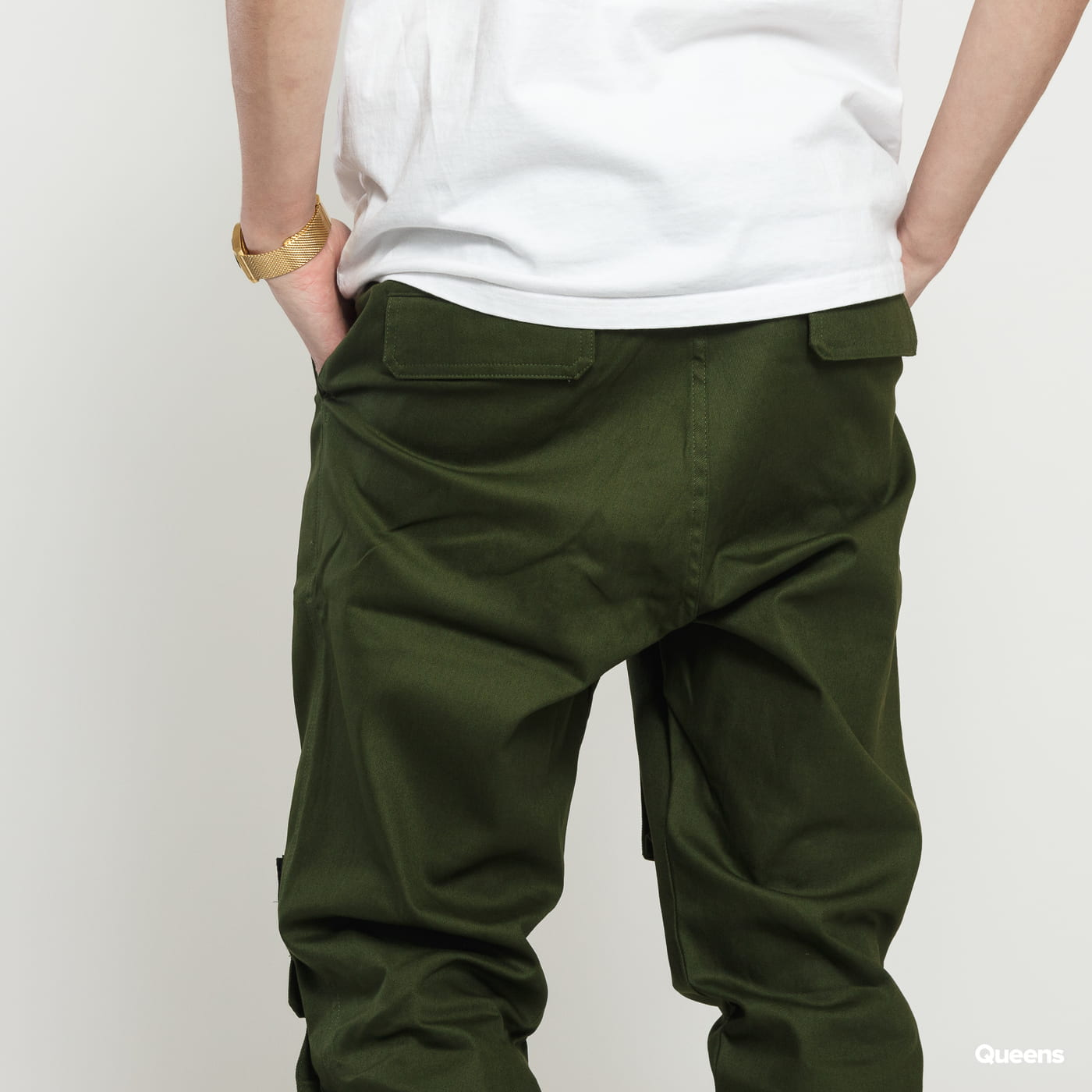 Daily Paper Cargo Pants olive
