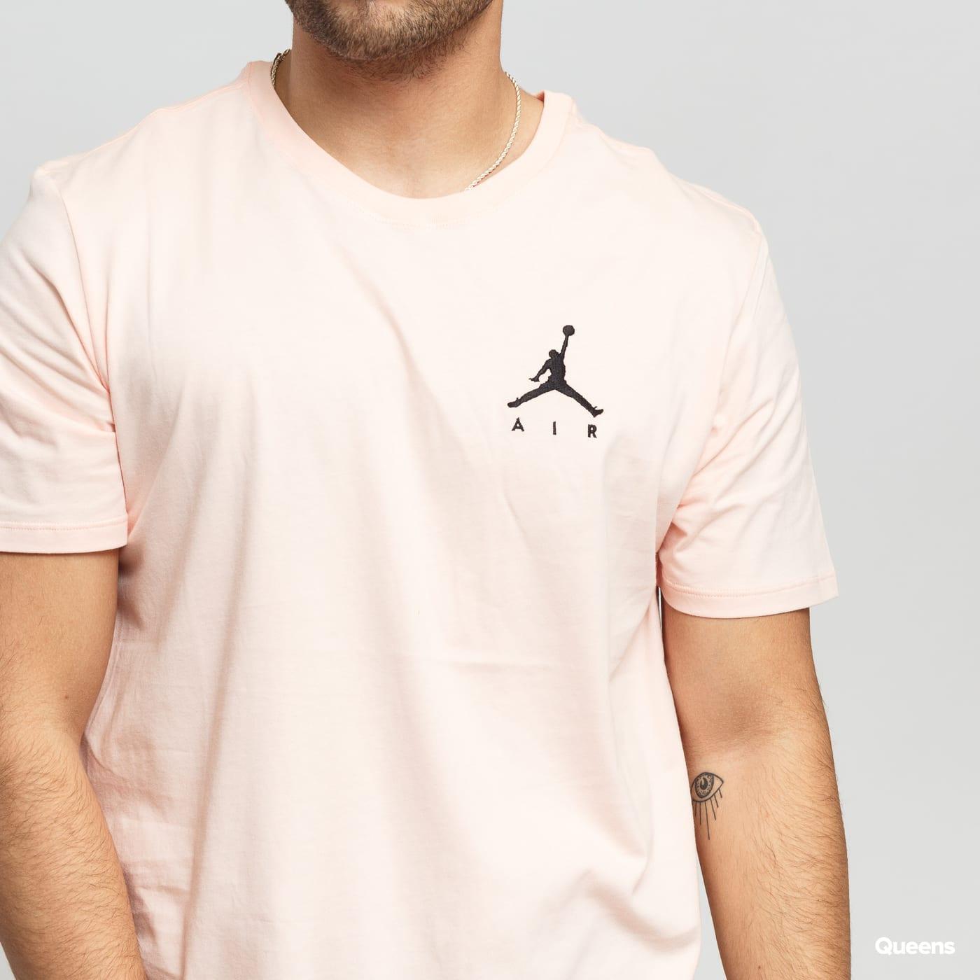 Jordan M JSW Tee Jumpman Air light pink