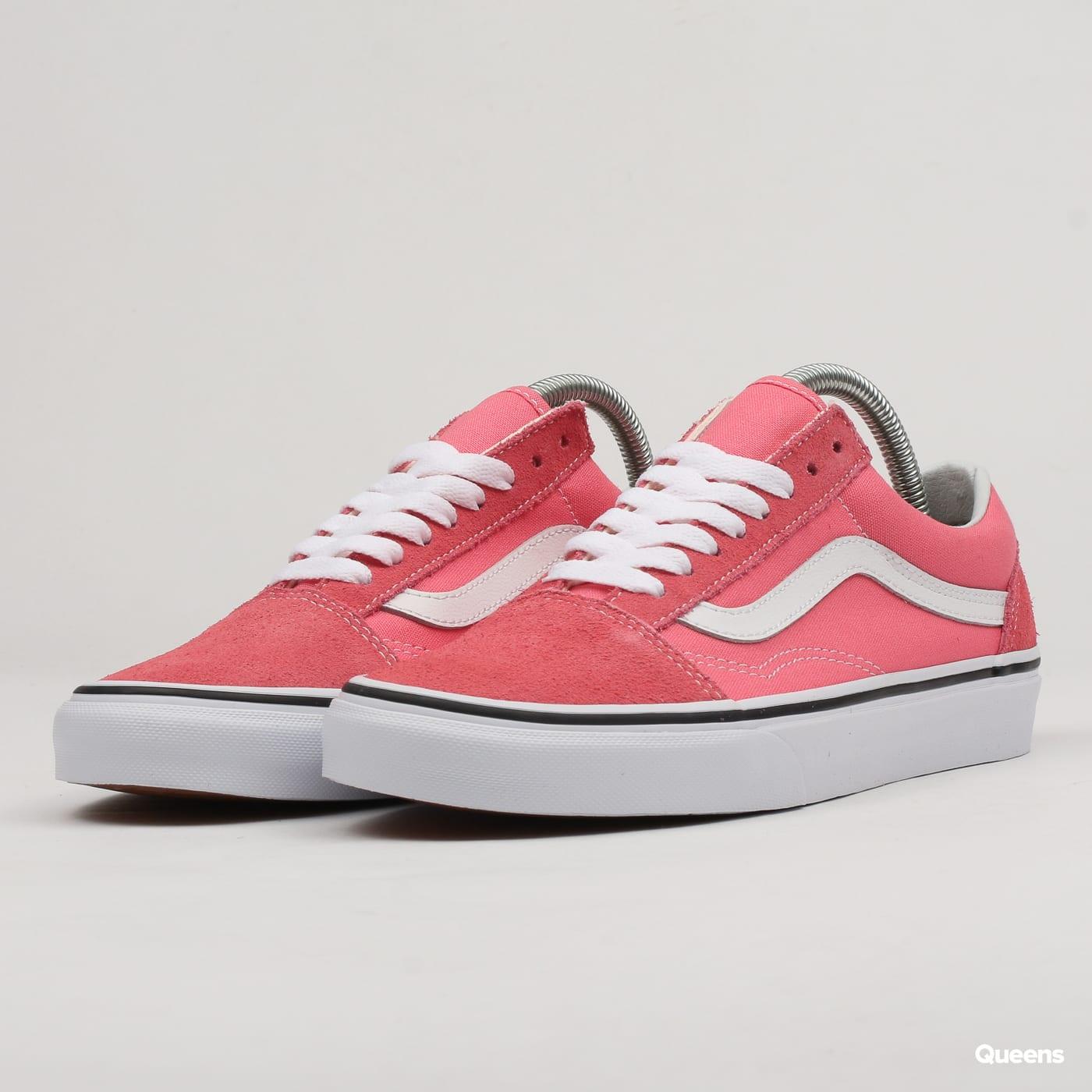 Vans Old Skool strawberry pink