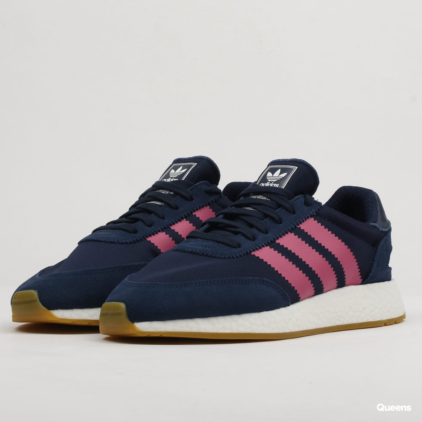 4da5f918e9071 adidas Originals I - 5923 night indigo / real pink / gum3