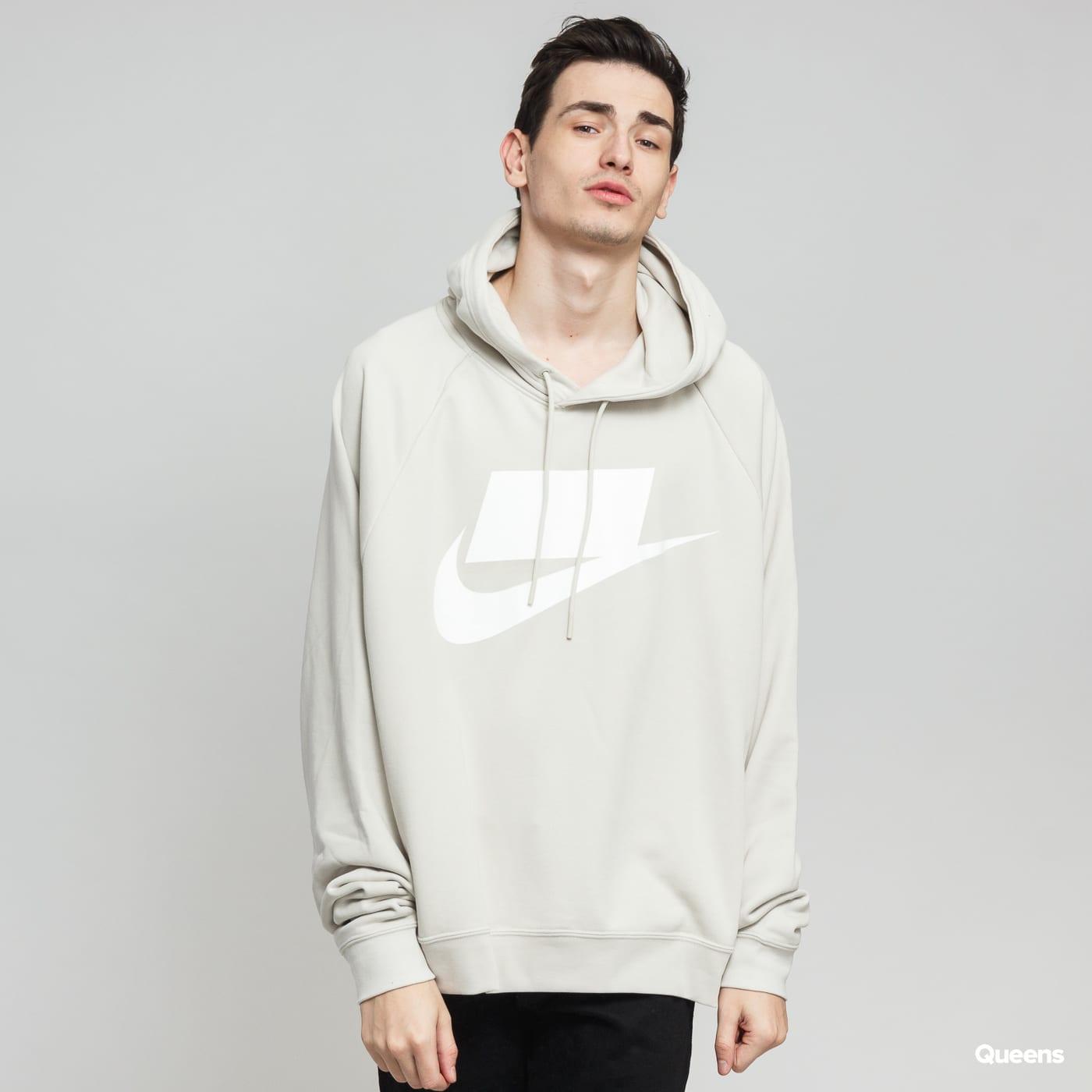 768d69685d Mikina Nike M NSW NSP Hoodie FT svetlošedá (AR4854-072) – Queens 💚