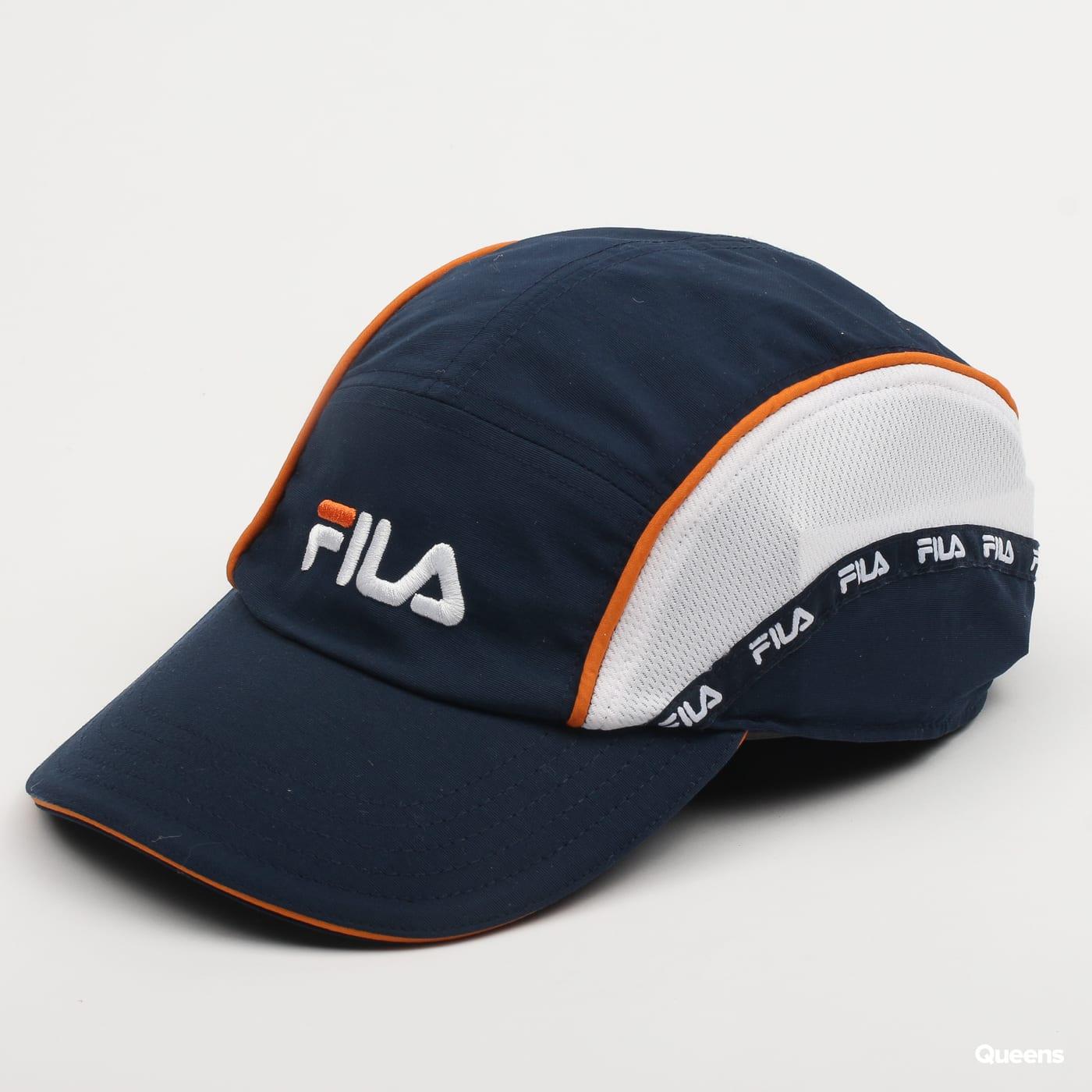 6d70f443ad91 Hat Fila Dad Cap Strap Back (686055 G13)– Queens 💚