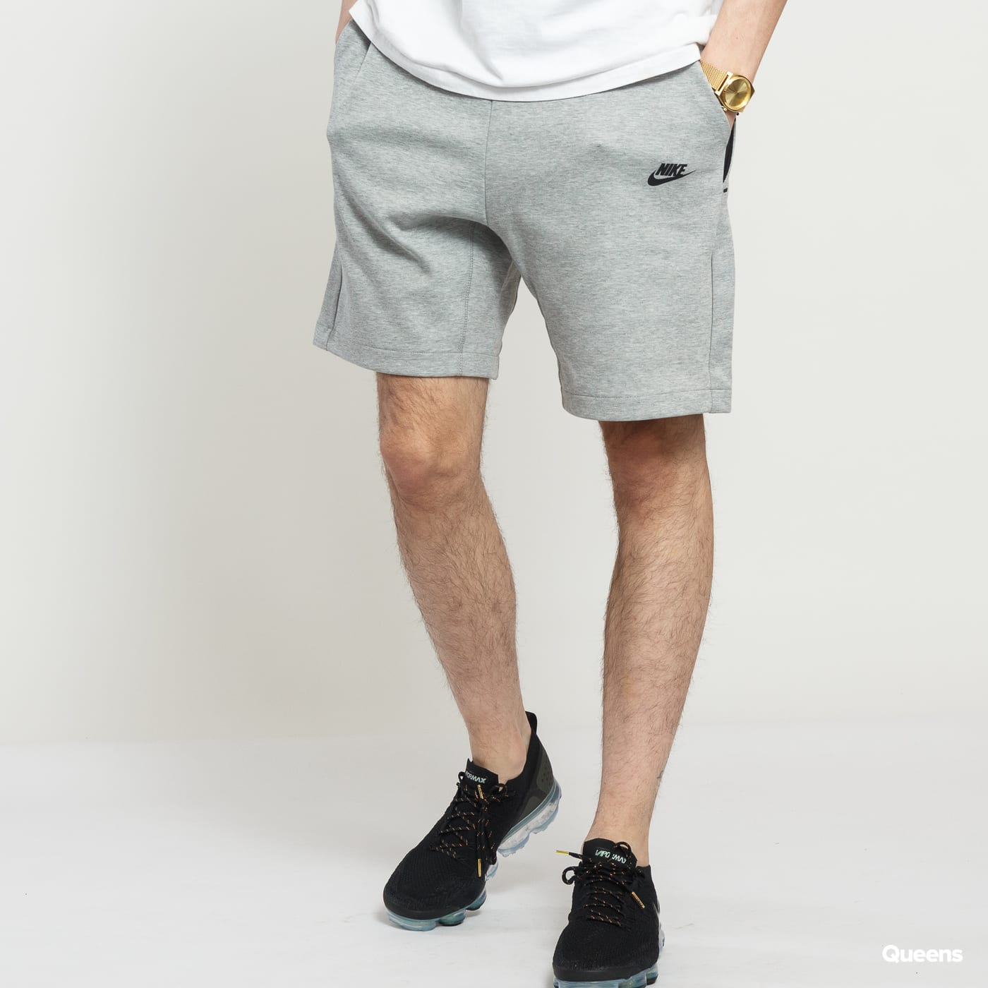 8af730d276d Sweat Shorts Nike M NSW Tech Fleece Short melange gray (928513-063) –  Queens 💚