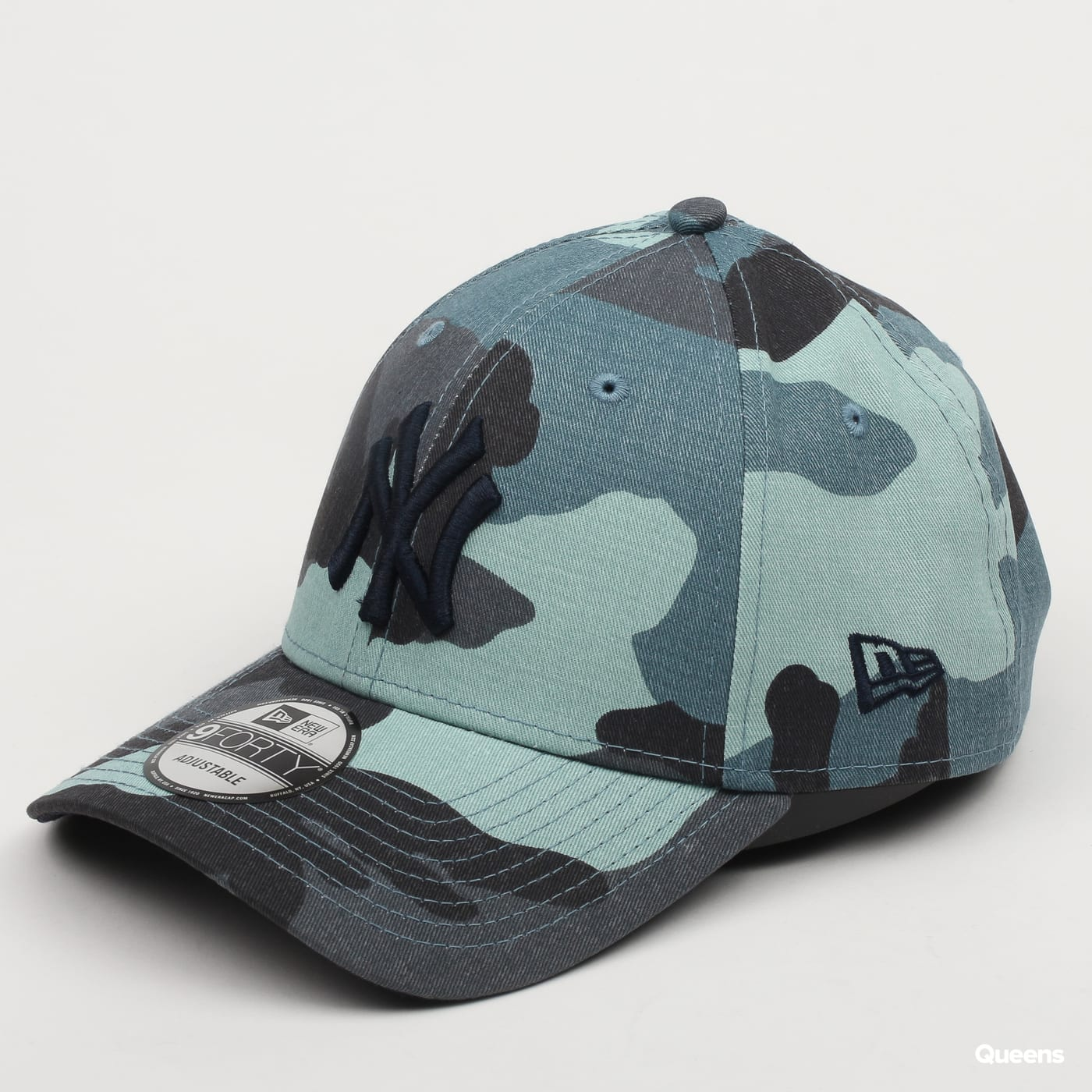 Kšiltovka New Era 940 MLB Camo Essential NY (11871650) – Queens 💚 5d93cb7d2c