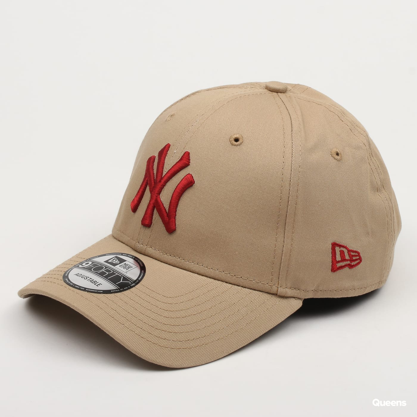 Kšiltovka New Era 940 MLB League Essential NY (11871475) – Queens 💚 b838d1d8fd
