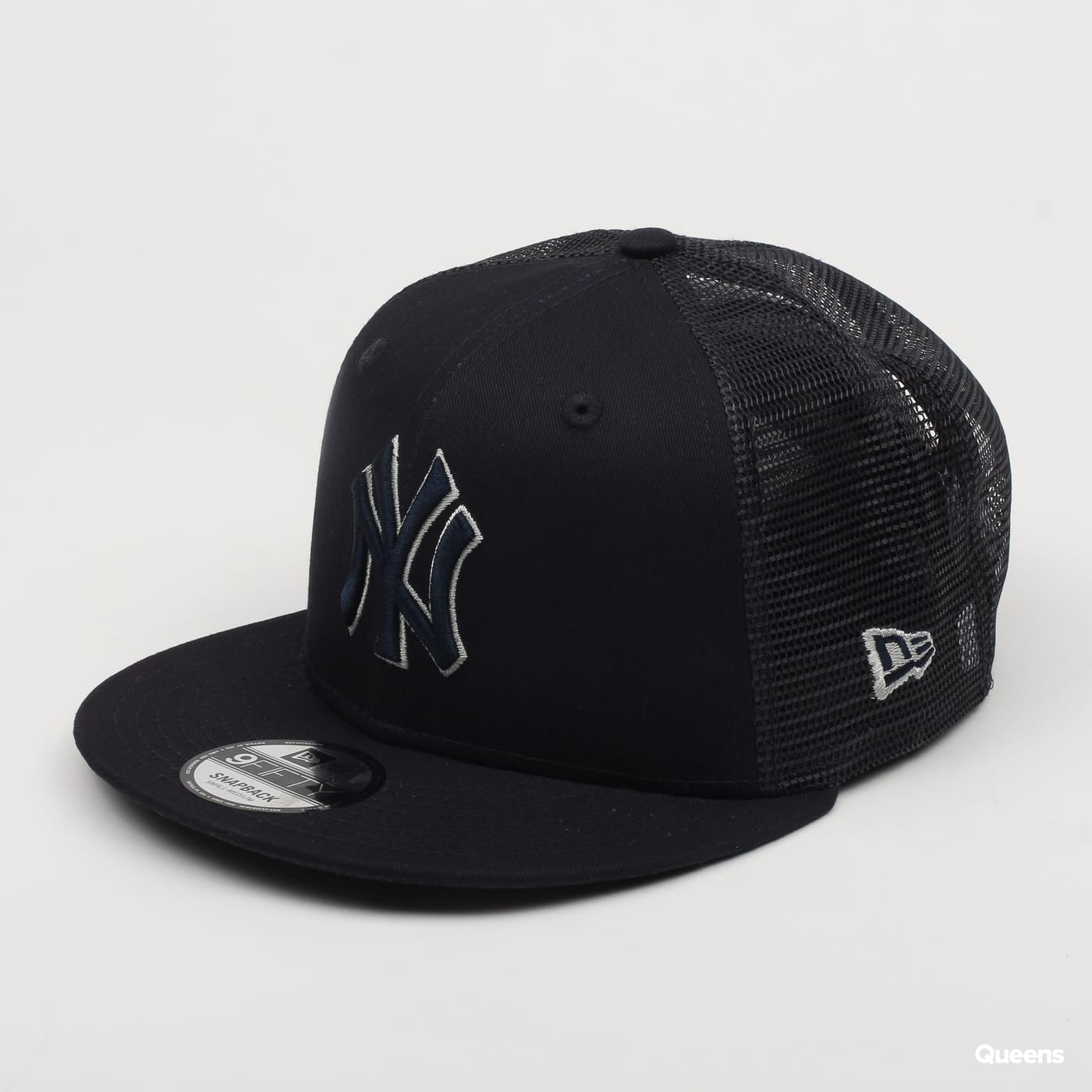 Kšiltovka New Era 950 Trucker MLB League Essential NY (11871447) – Queens 💚 45b26ac541