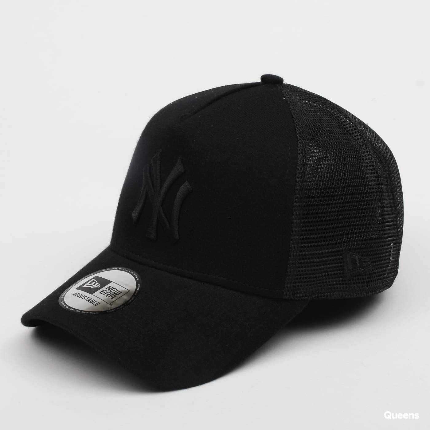 Kšiltovka New Era 940 AF Trucker MLB Essential NY (11871548) – Queens 💚 c262a2701b