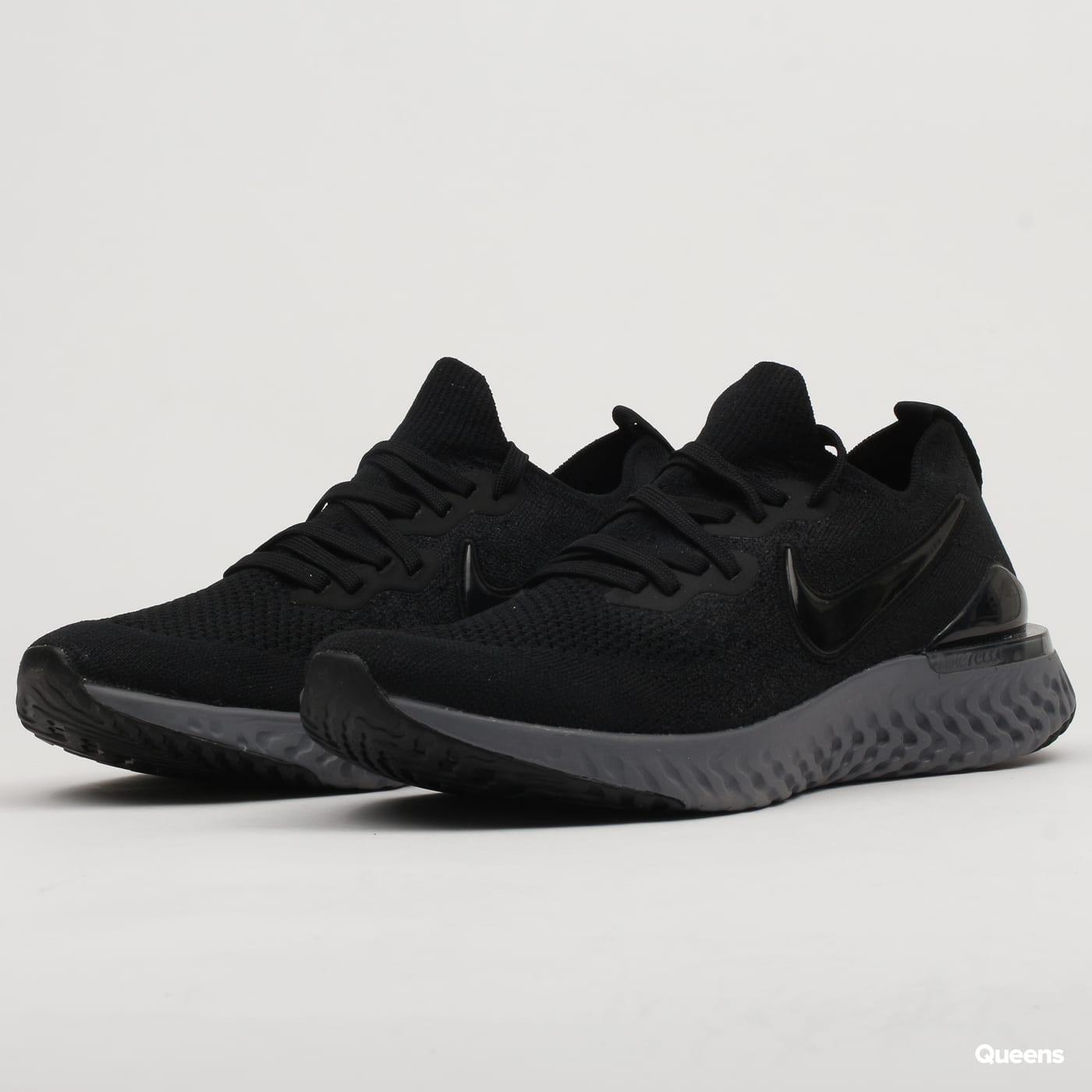 826cf6a0d19 Sneakers Nike Epic React Flyknit 2 (BQ8928-001)– Queens 💚