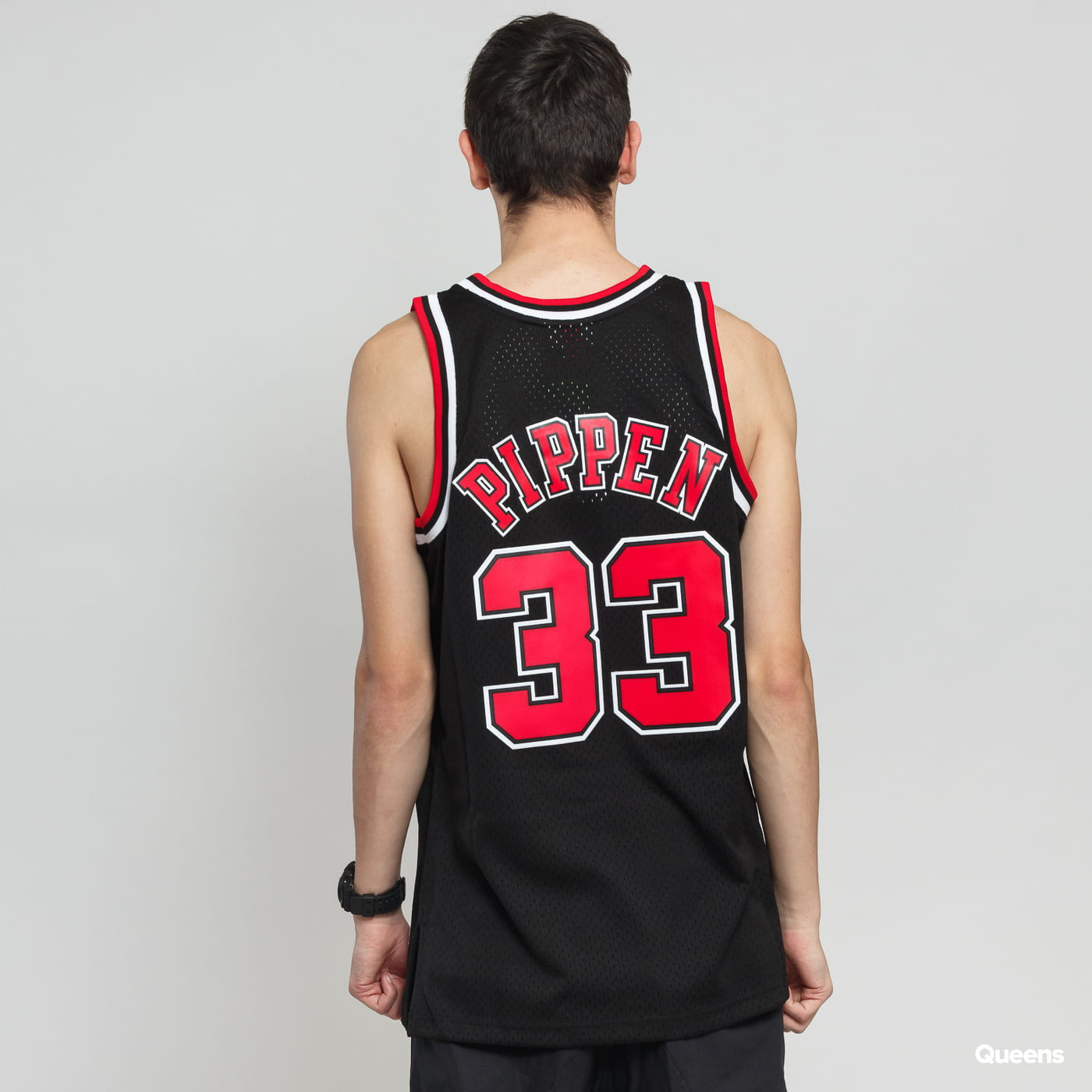 Mitchell & Ness Swingman NBA Scottie Pippen Jersey čierny