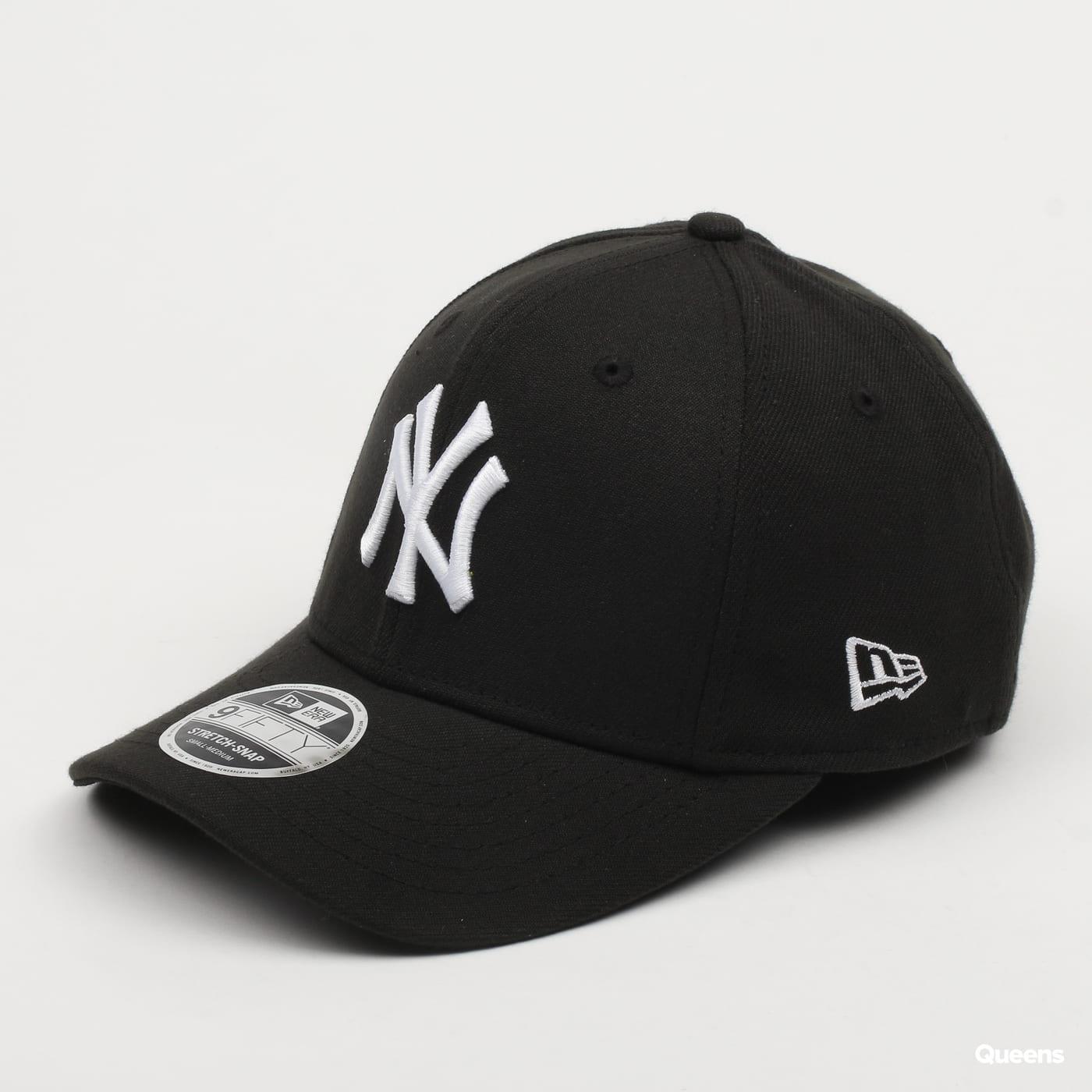 New Era 950 MLB Stretch Snap NY C/O čierna