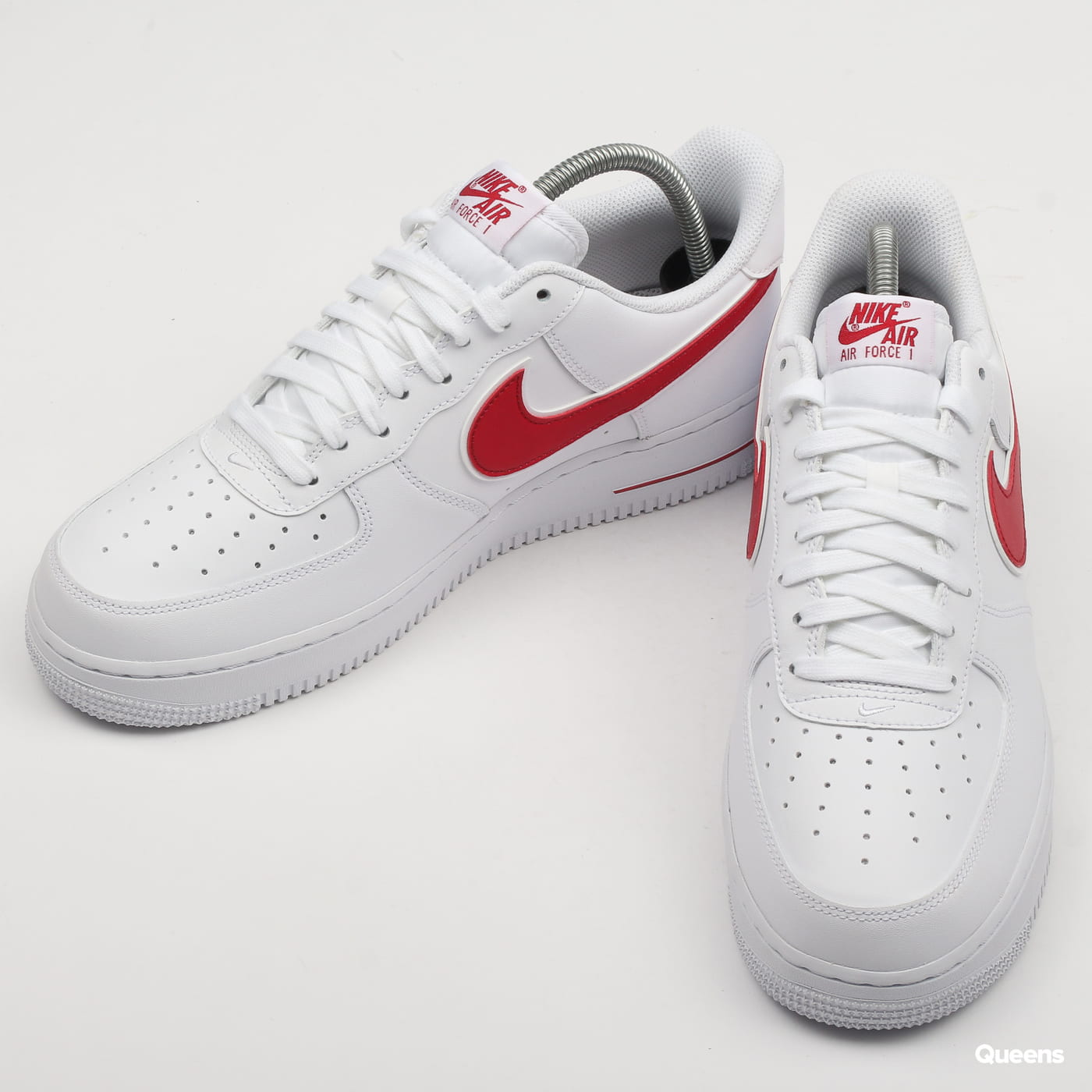 Nike Air Force 1 '07 3 white / gym red
