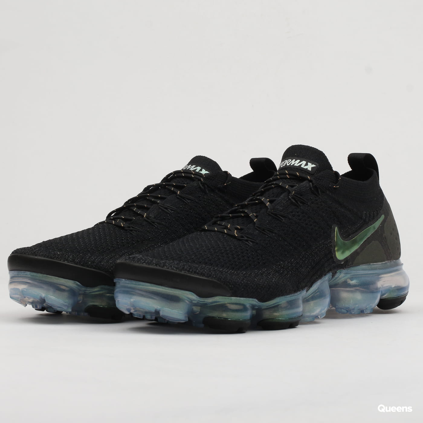 buy online a7e3a f9398 Nike Air Vapormax Flyknit 2 black / multi - color