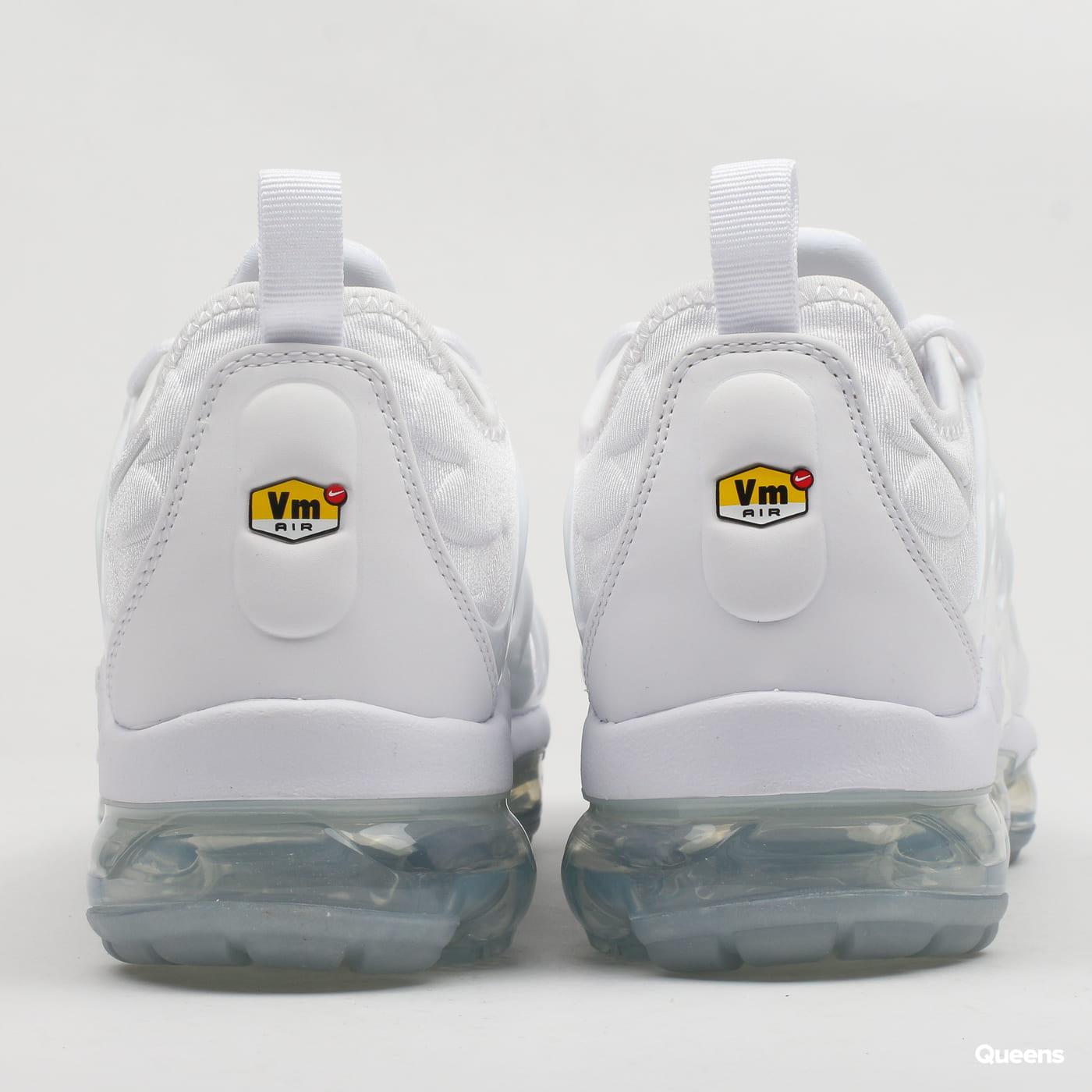 Nike Air Vapormax Plus white / white - pure platinum