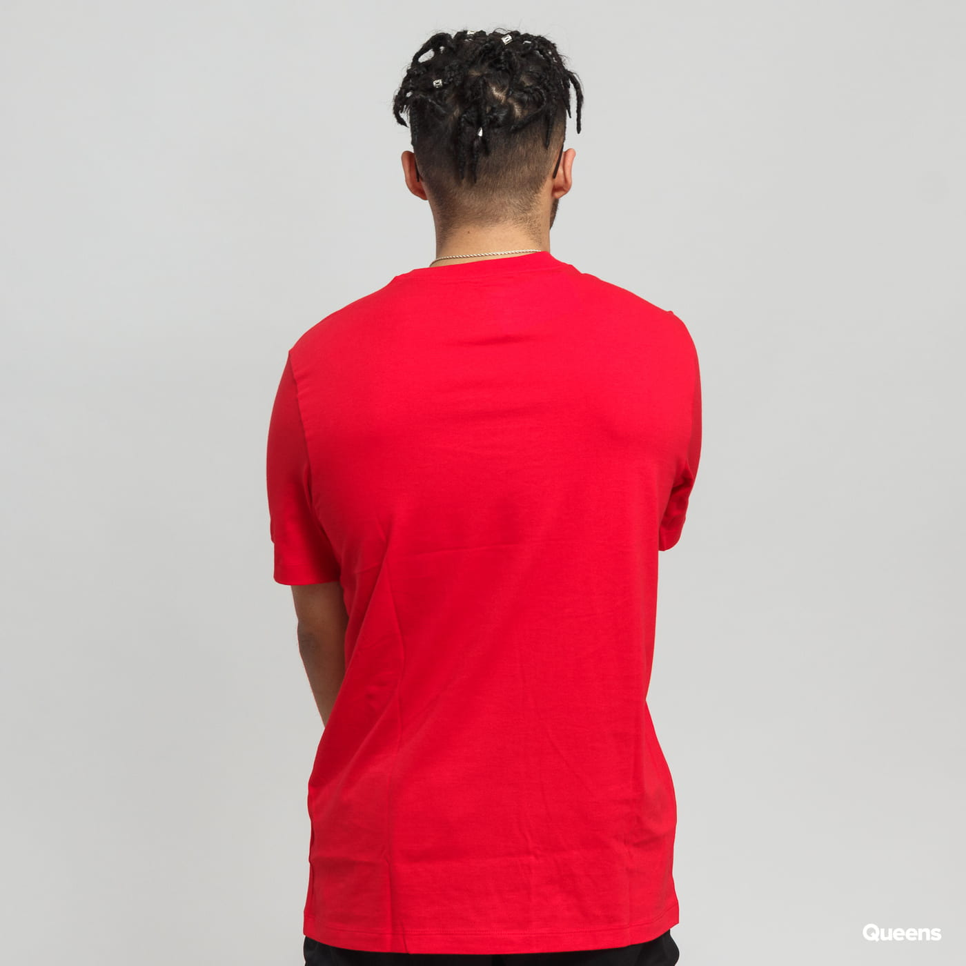 Nike M NSW Club Tee rot