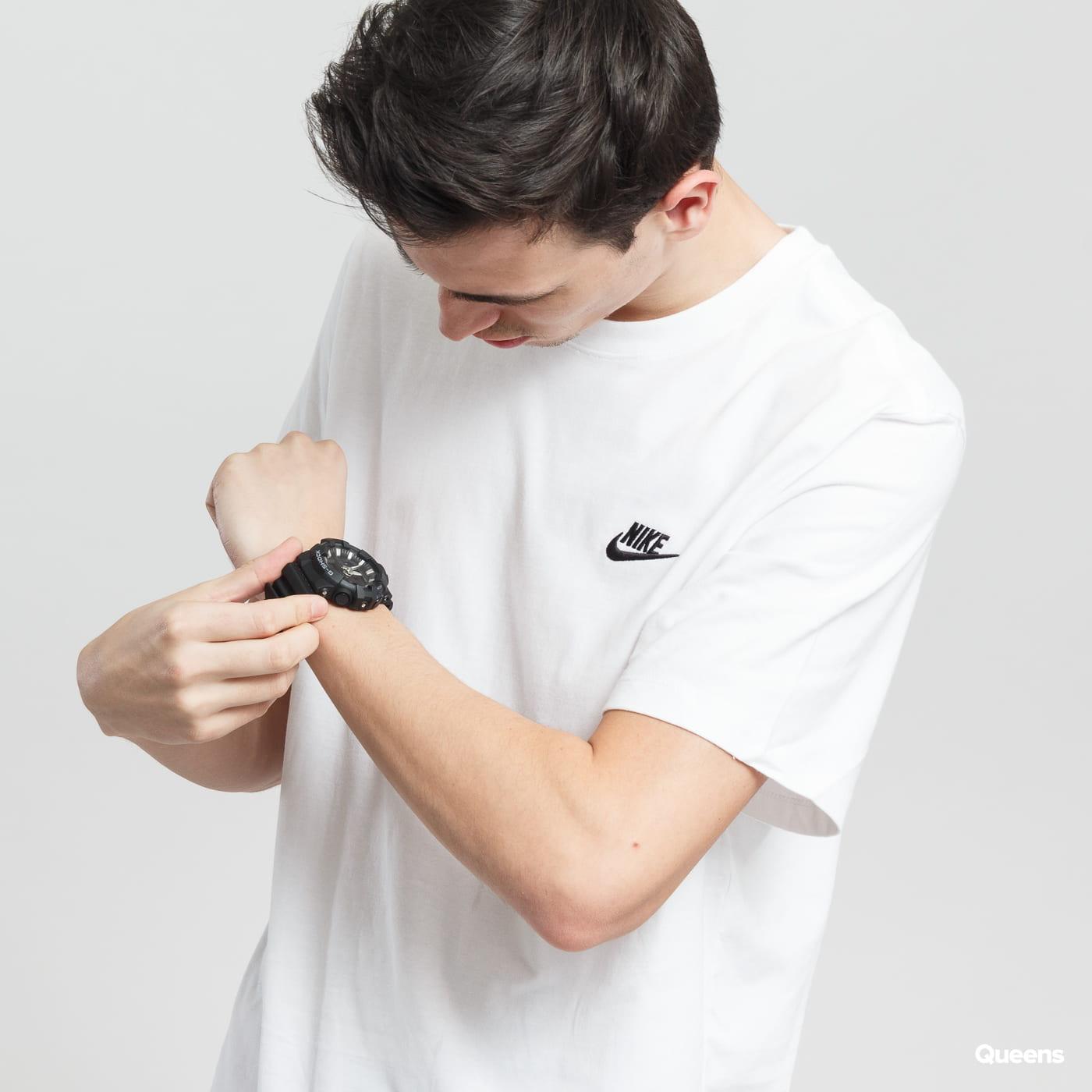 Nike M NSW Club Tee weiß