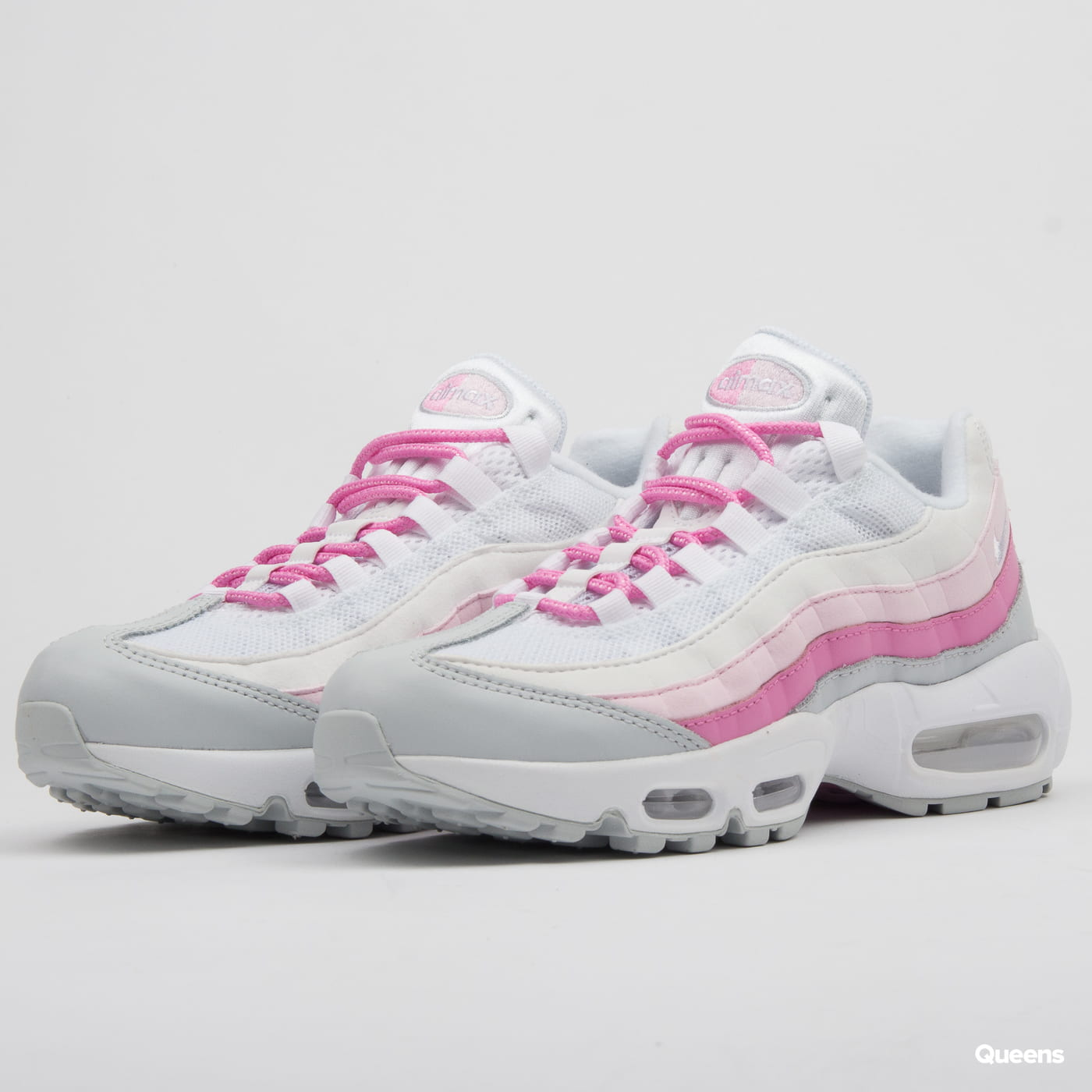 competitive price a0057 7f512 Nike W Air Max 95 Essential white / white - psychic pink